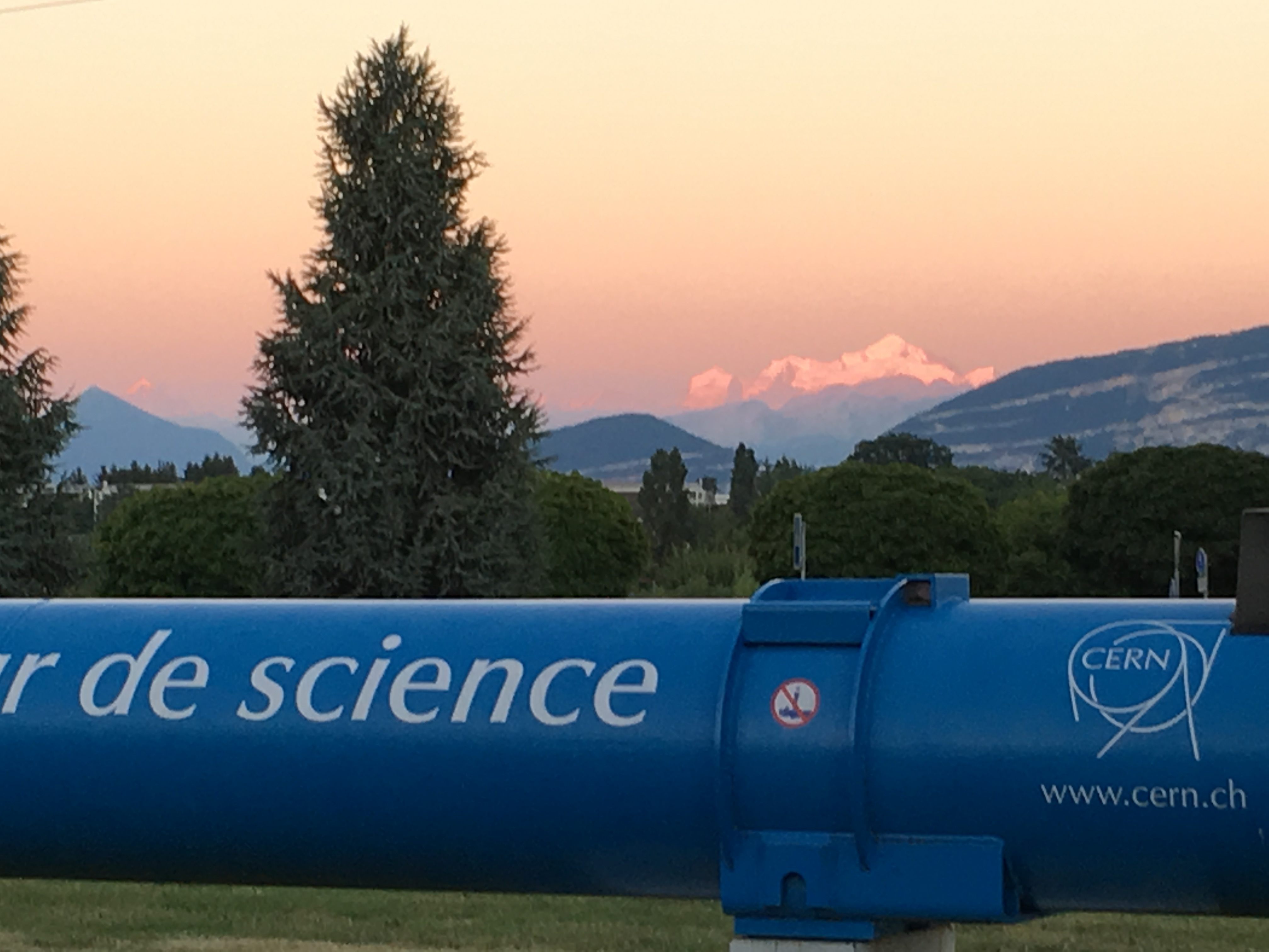 #SciComm from CERN