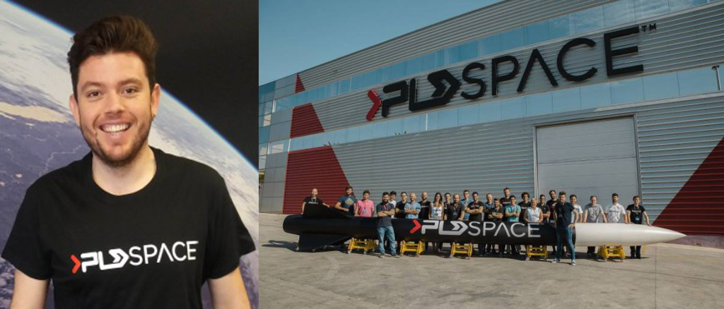 PLD Space - Raul Torres