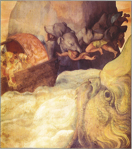 5 myths to learn science_Scylla and Charybdis